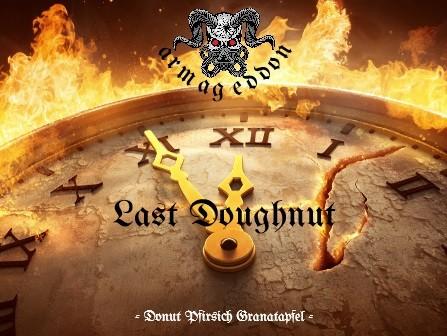 Diddi Vape - Last Doughnut - 100ml - 0mg