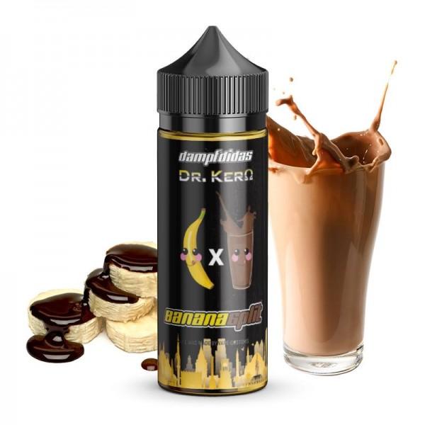Dr Kero X Dampfdidas - Bananasplit Aroma 18ml