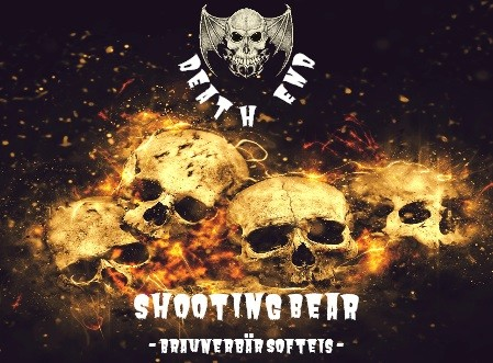Diddi Vape - Shooting Bear - 100ml - 0mg