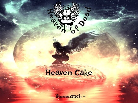 Diddi Vape - Heaven Cake - 100ml- 0mg