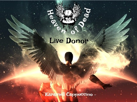 Diddi Vape - Live Donor - 100ml - 0mg