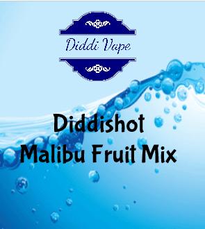 Diddi Vape | Diddishot - Malibu Fruit Mix