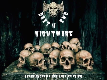 Diddi Vape - Nightmare - 100ml - 0mg